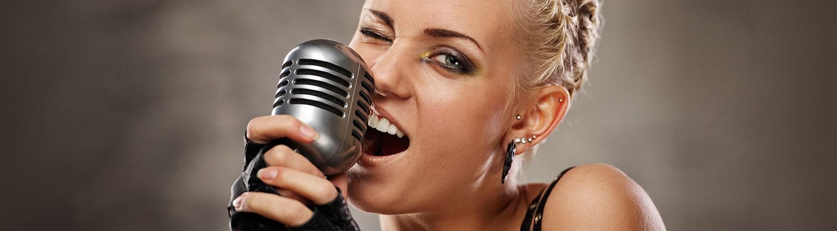 Corsi di canto