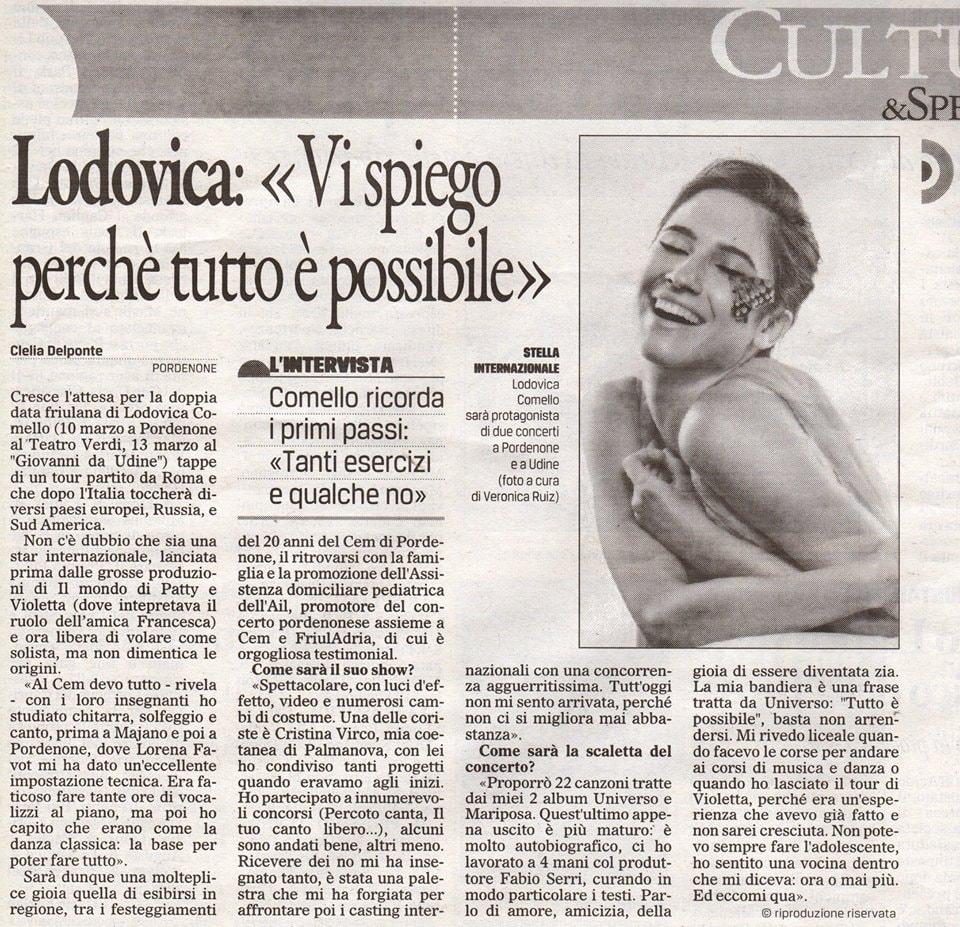Lodovica-Comello-Pordenone