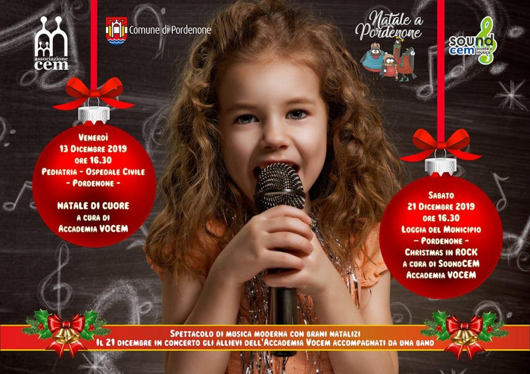 Natale di cuore - Pediatria Pordenone